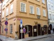 """Galerie Michal's Collection, dům """"U tří kačerů"""""""