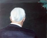 Bez názvu, 2005, 80x100 cm, akryl na plátně