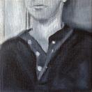 Bez názvu, 2007, 53x53 cm, akryl na plátně